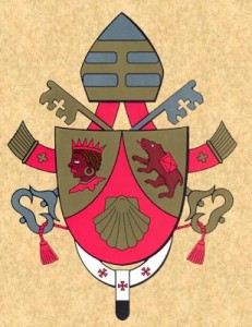 Pope Benedict XVI's coat of arms