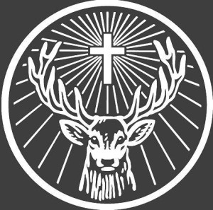 Saint Hubert Symbol